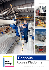 Bespoke Safe Access Platforms thumbnail
