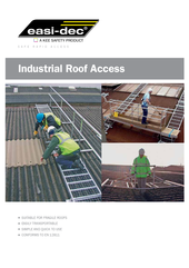 Industrial Roof Access Brochure thumbnail