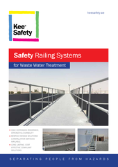 Safety Railing Systems for Waste Water Treatment thumbnail